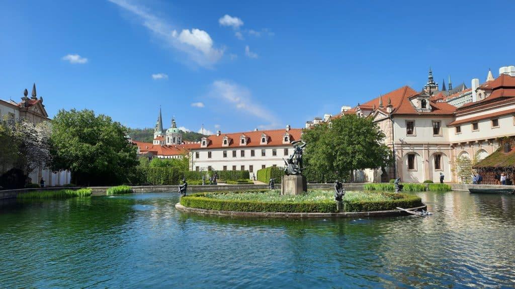 Kam v Praze s dětmi: Valdštejnská zahrada