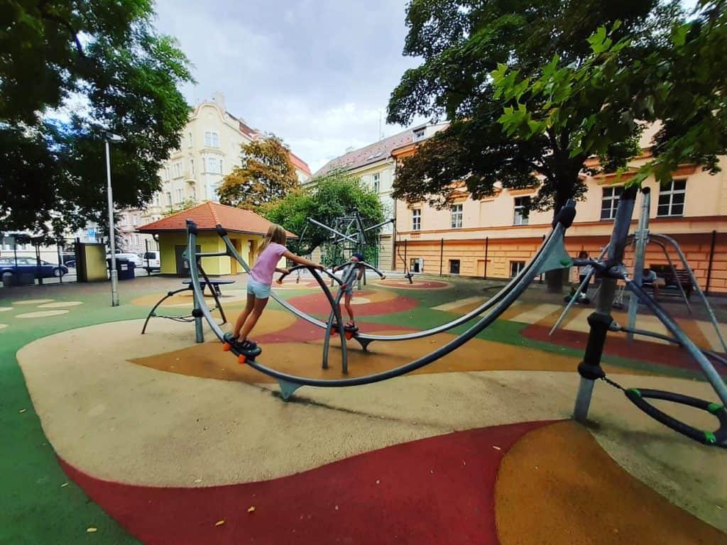Kam v Praze s dětmi