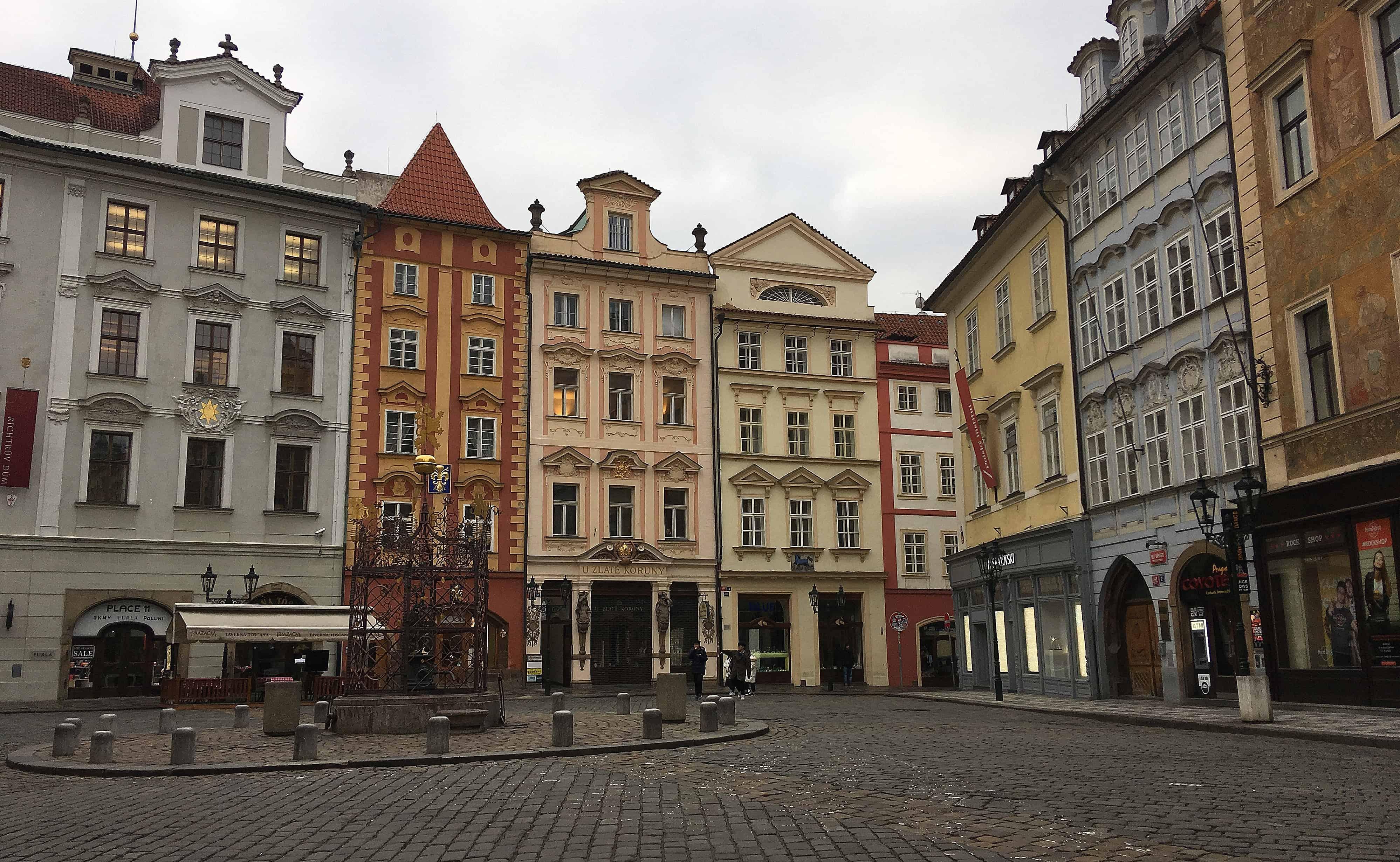 Malé náměstí