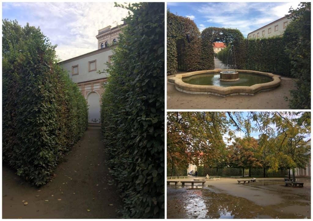 Praha s dětmi:Valdštejnská zahrada