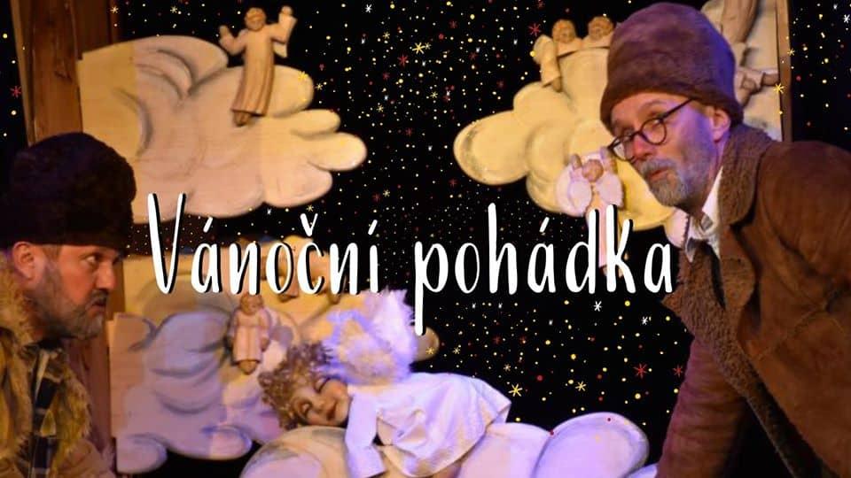 Vánoční představení pro děti v Praze