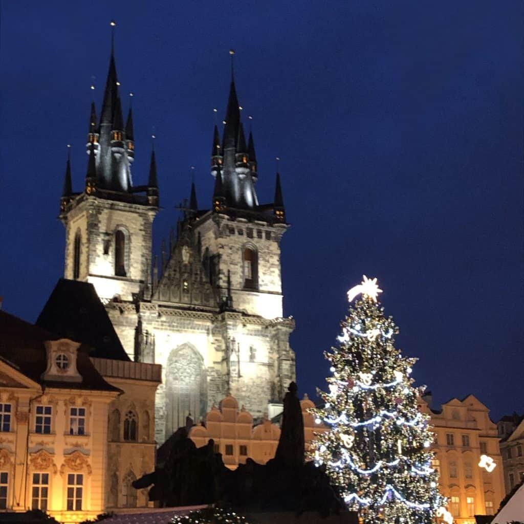 výlet s dětmi do Prahy