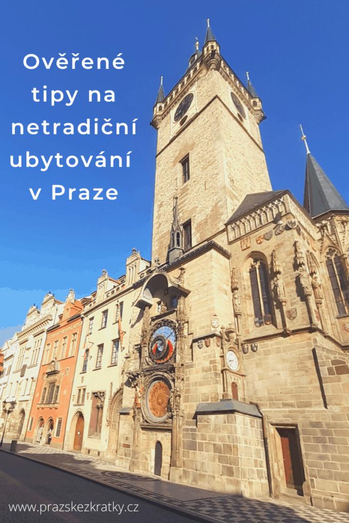 Výlet do Prahy s dětmi: netradiční ubytování v Praze