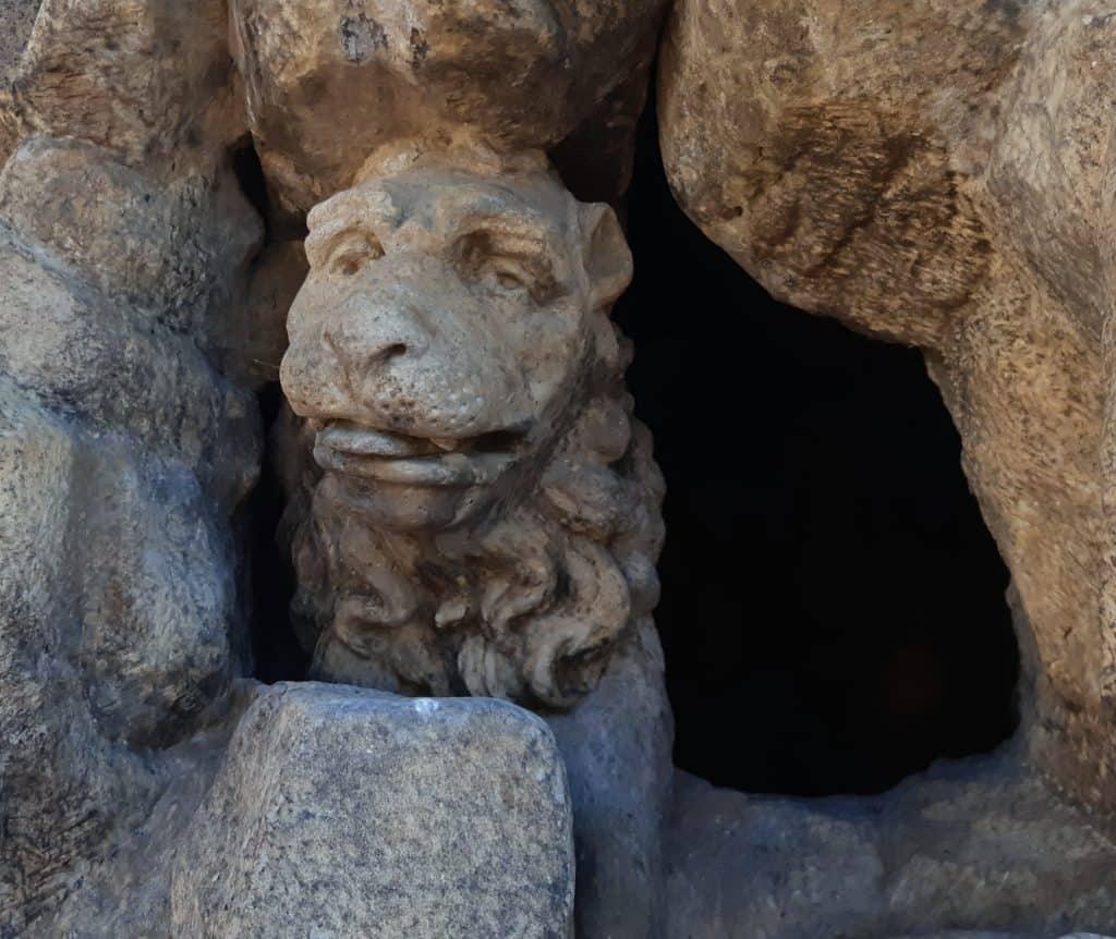 Karlův most s dětmi: Nejdelší lev