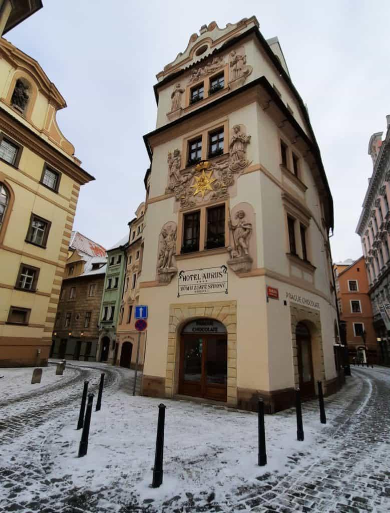 Kam v Praze s dětmi: Dům u Zlaté studně