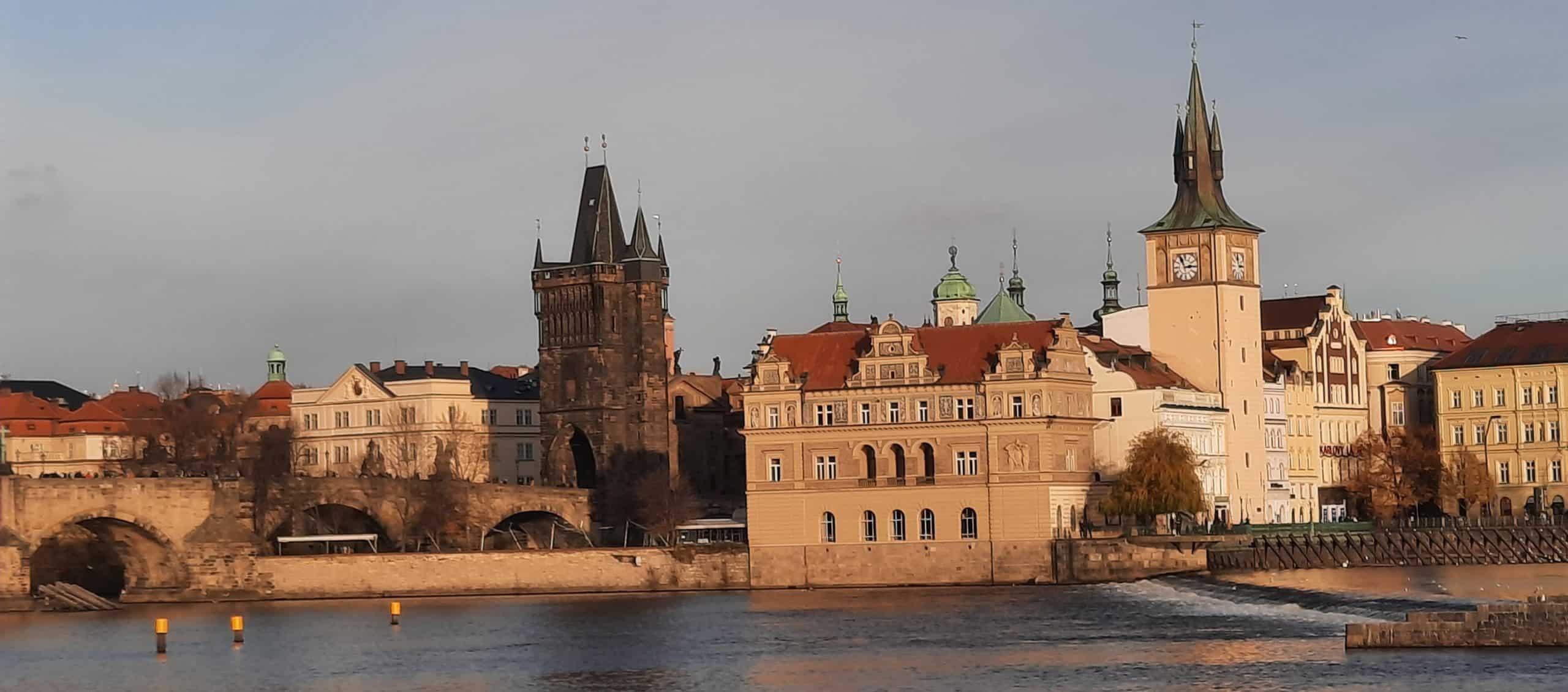 Výlet do Prahy: ubytování s dětmi
