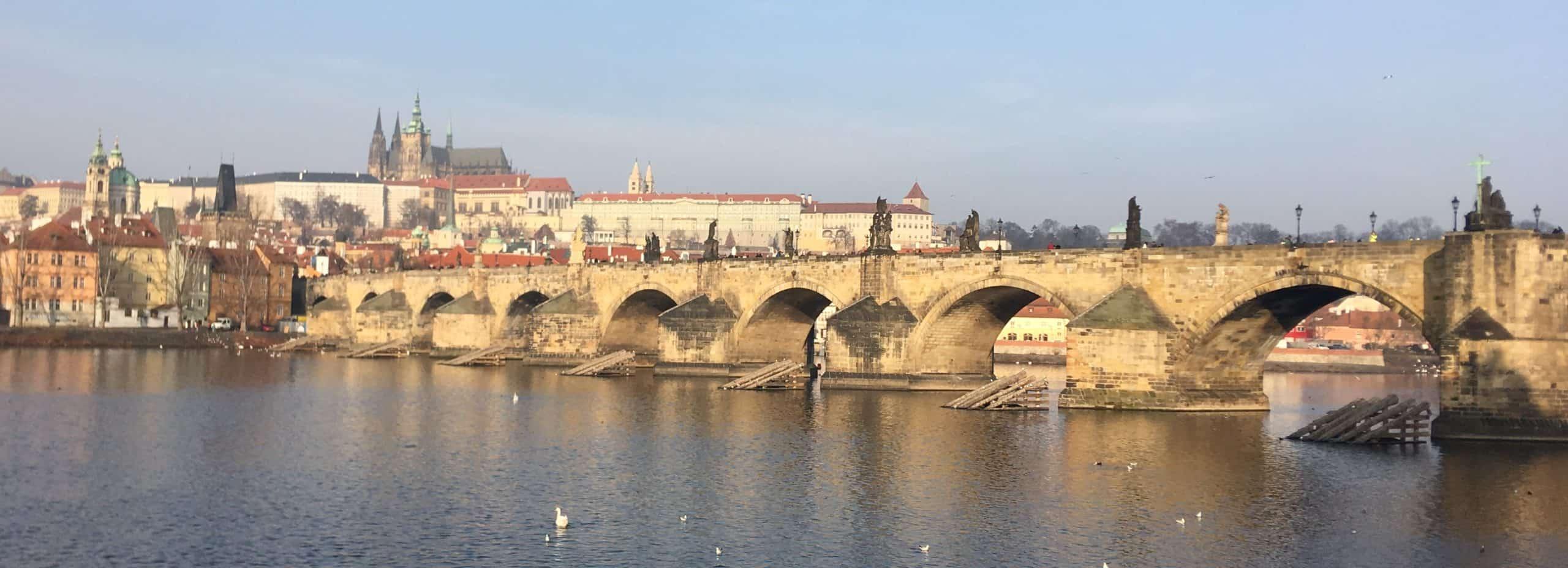 Kam v Praze s dětmi? Karlův most s dětmi