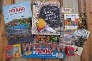 O Praze pro děti
