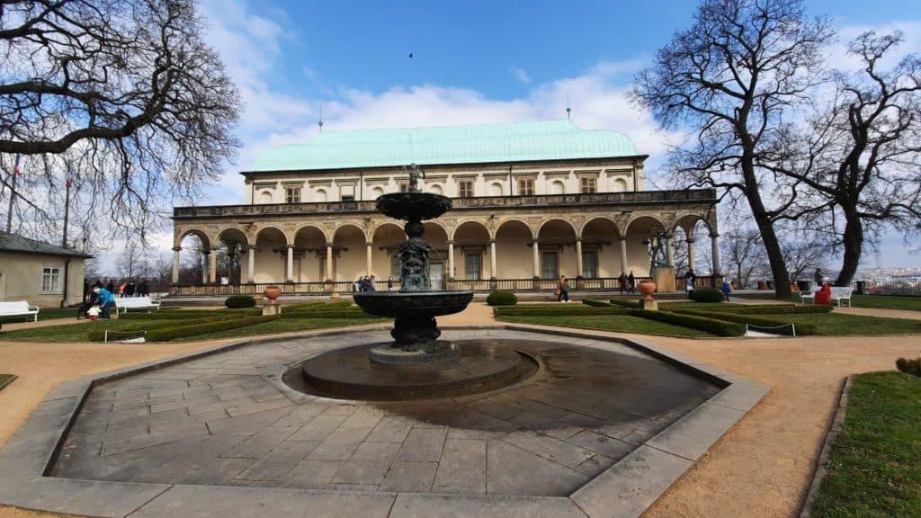 Kam v Praze s dětmi: Královská zahrada