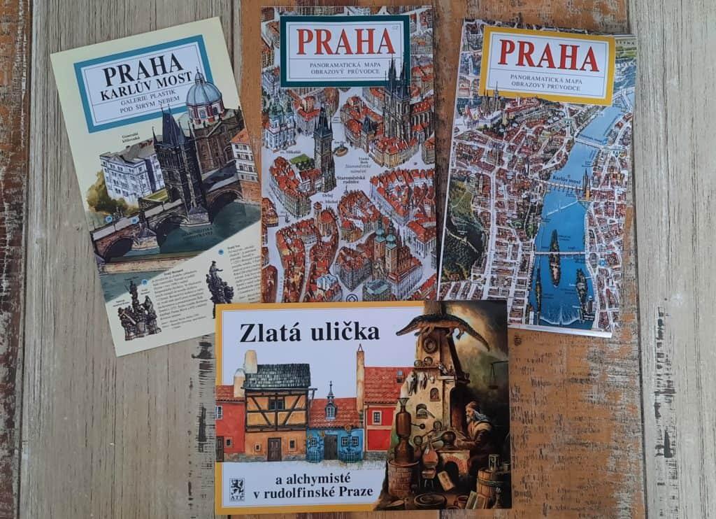Kam s dětmi v Praze: nejkrásnější mapy Prahy pro rodiny s dětmi