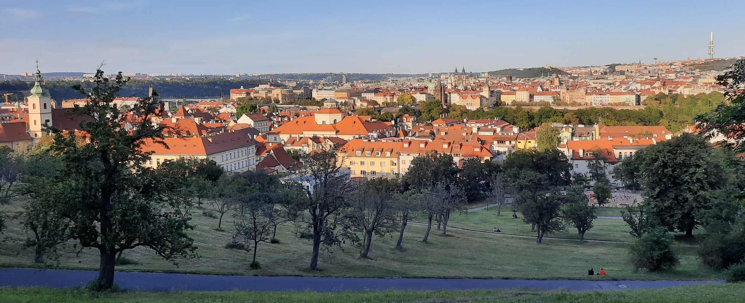 Výlet do Prahy: ubytování pro rodiny s dětmi v Praze