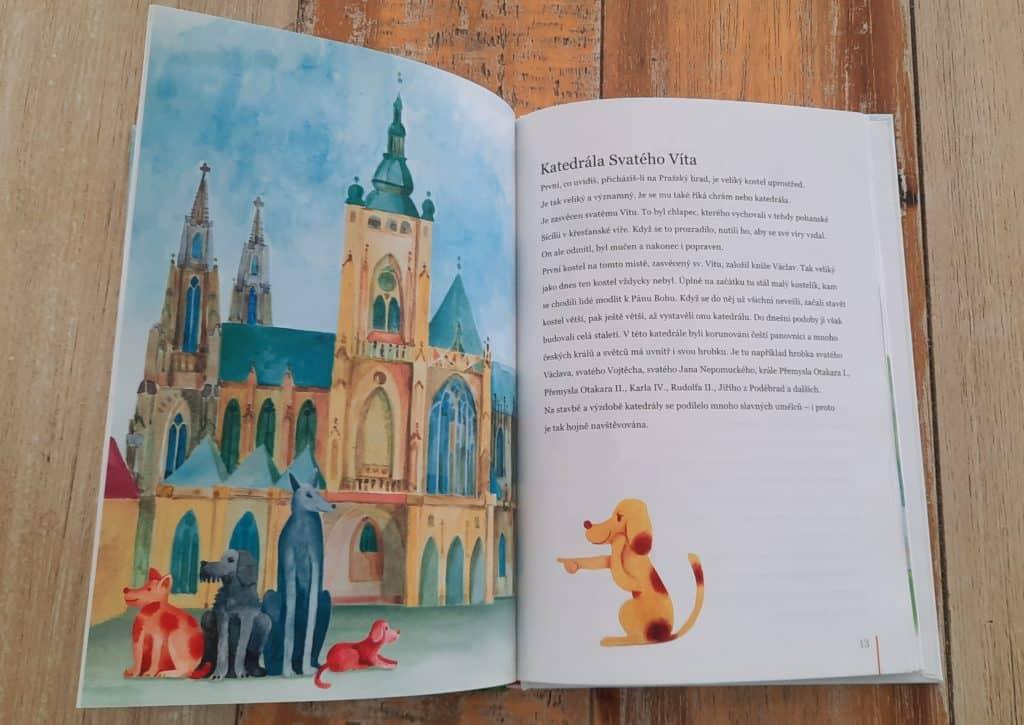 Kam s dětmi v Praze: Pražský hrad s dětmi - Tajemství Pražského hradu