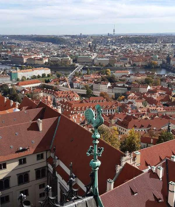 Kam s dětmi: Pražský hrad s dětmi, Jižní věž Pražského hradu