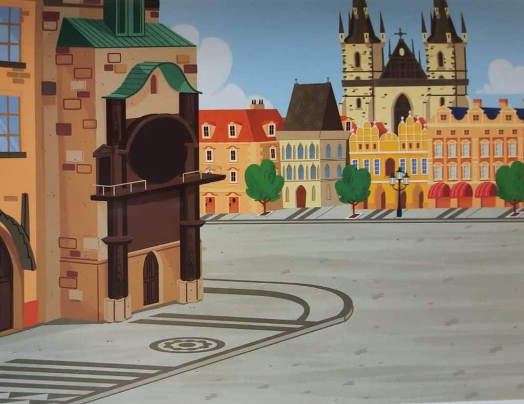 Samolepky o Praze: Bav se a nalepuj!