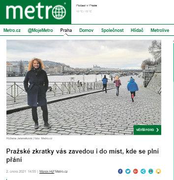 Kam s dětmi v Praze: Pražské zkratky