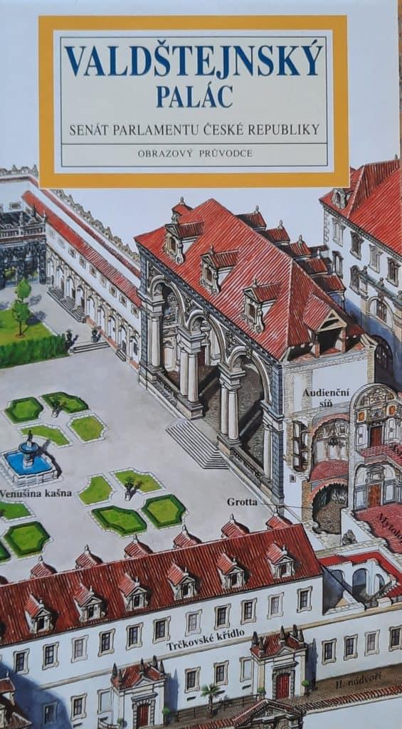 Kam v Praze s dětmi: Valdštejnská zahrada - hledačka zdarma - Najdi a spočítej: Valdštejnská zahrada