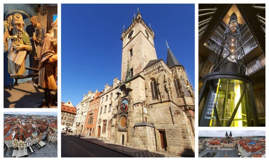 Kam v Praze s dětmi: Staroměstská radnice, věž Staroměstské radnice