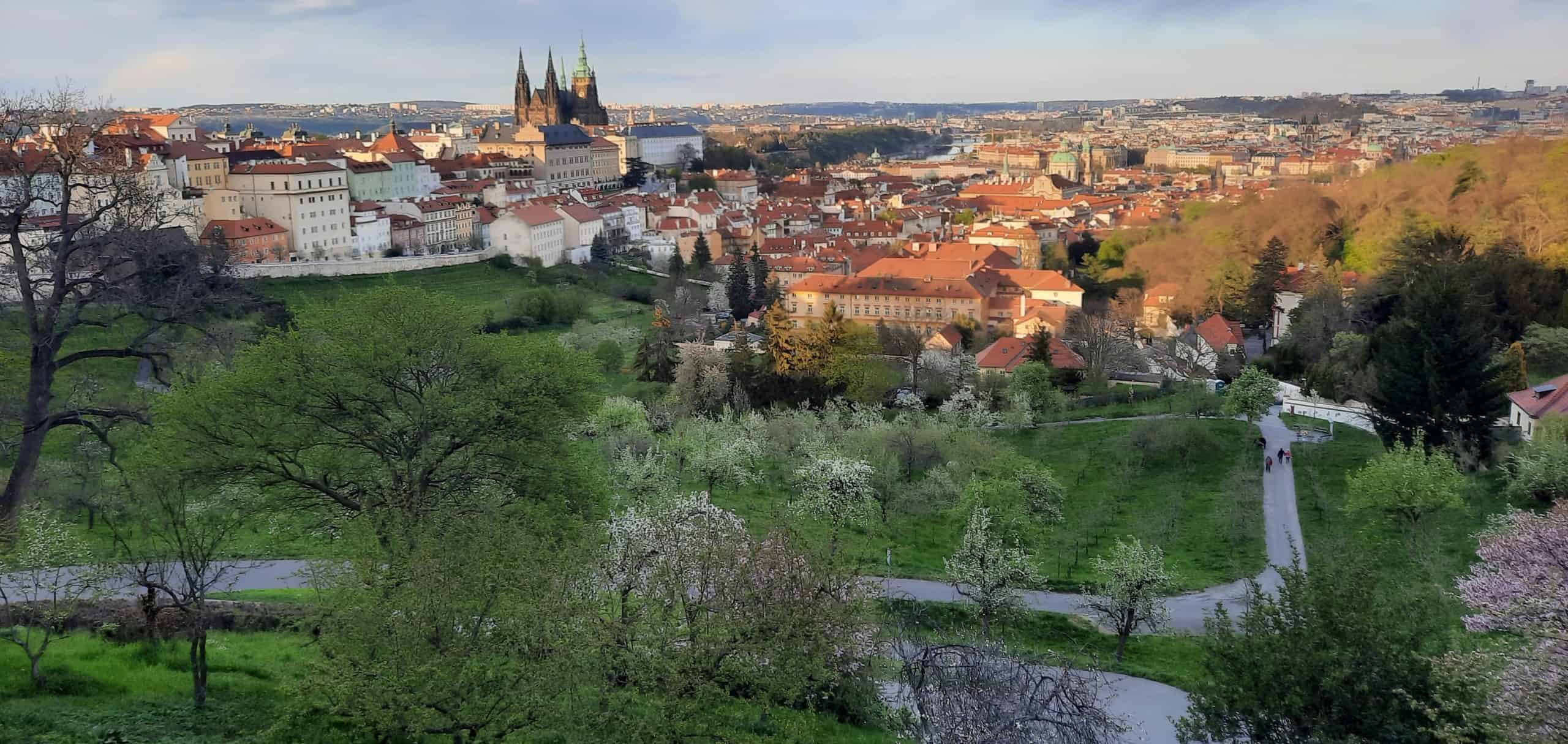 Kam s dětmi v Praze: Utajená vyhlídka