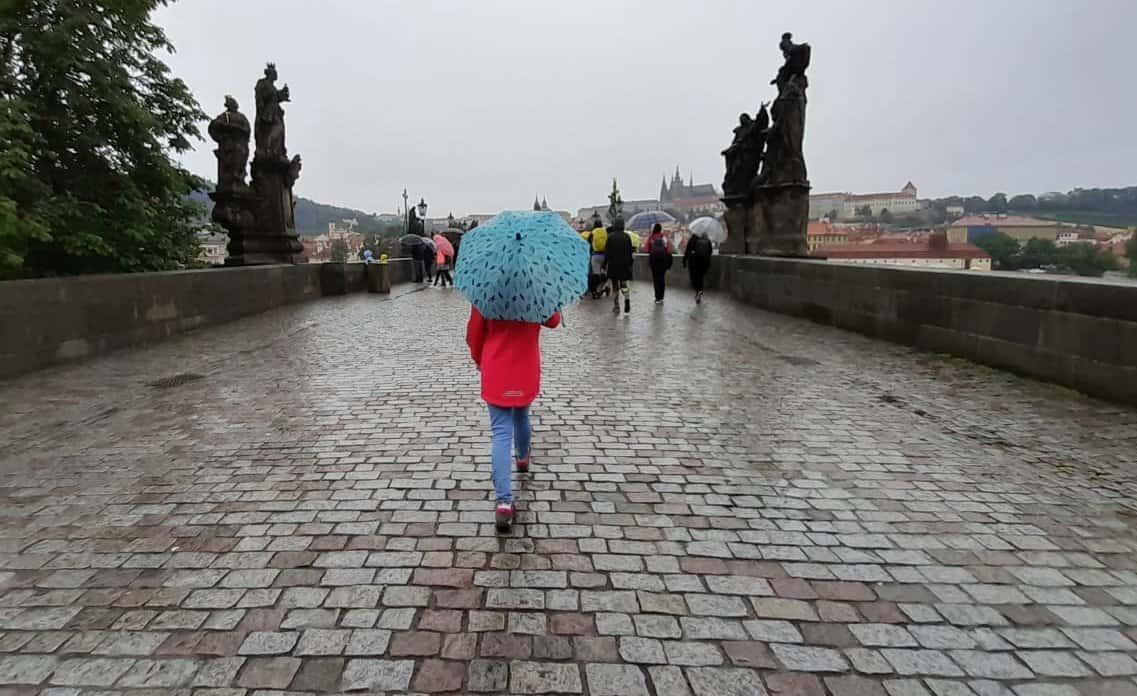 Když v Praze prší: Kam s dětmi