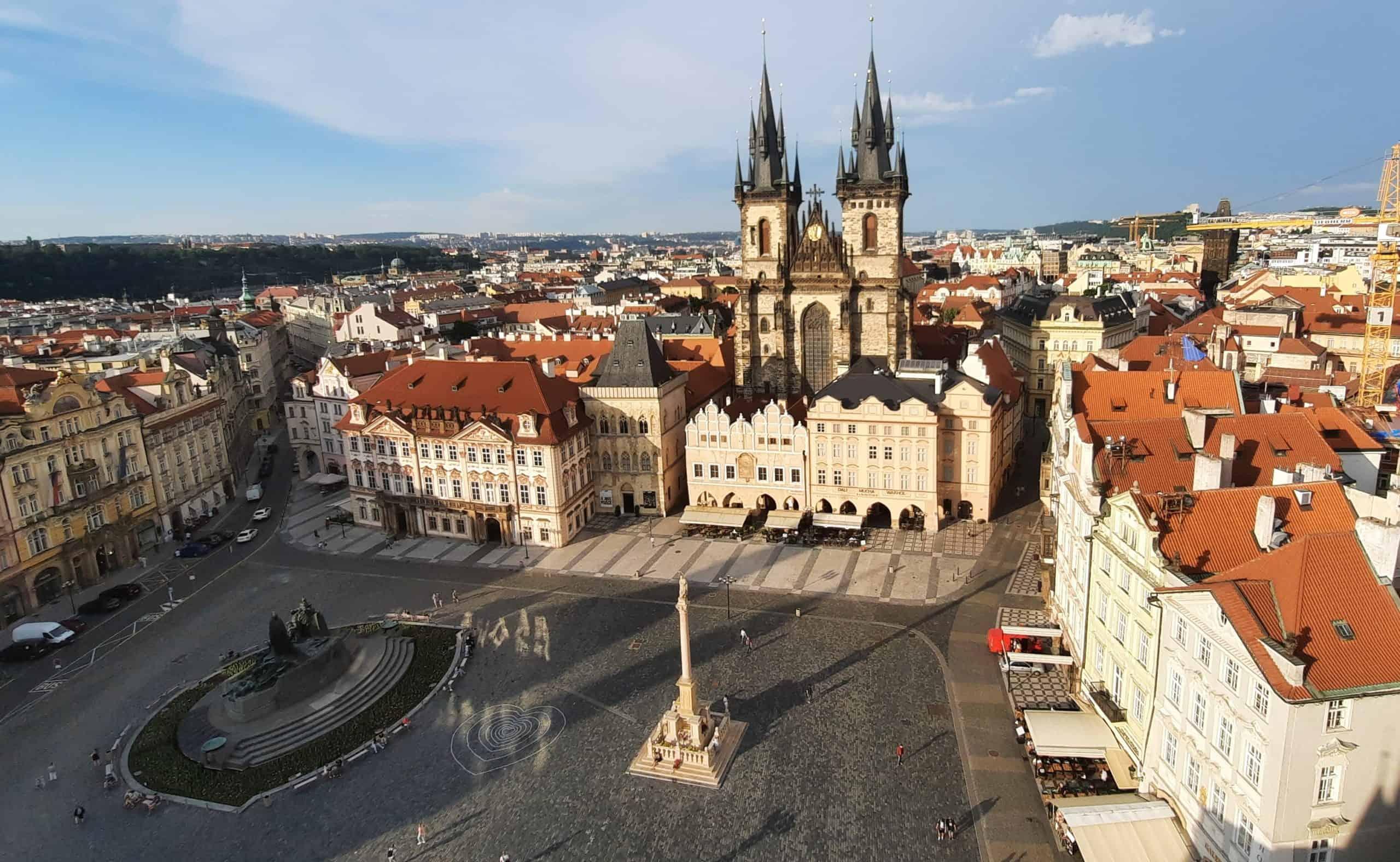 Kam s dětmi v Praze: výlet do Prahy