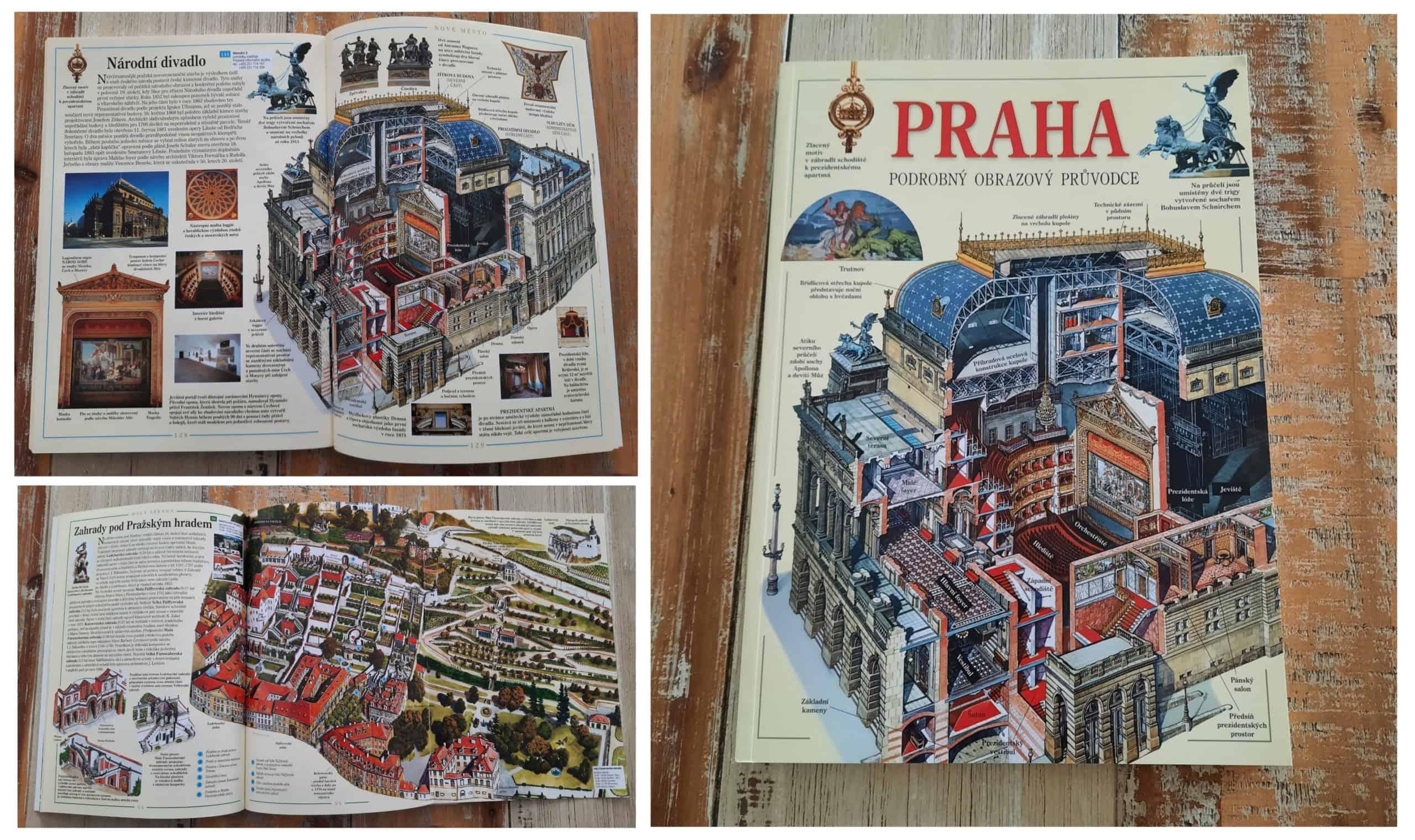 O Praze: Praha - obrazový průvodce
