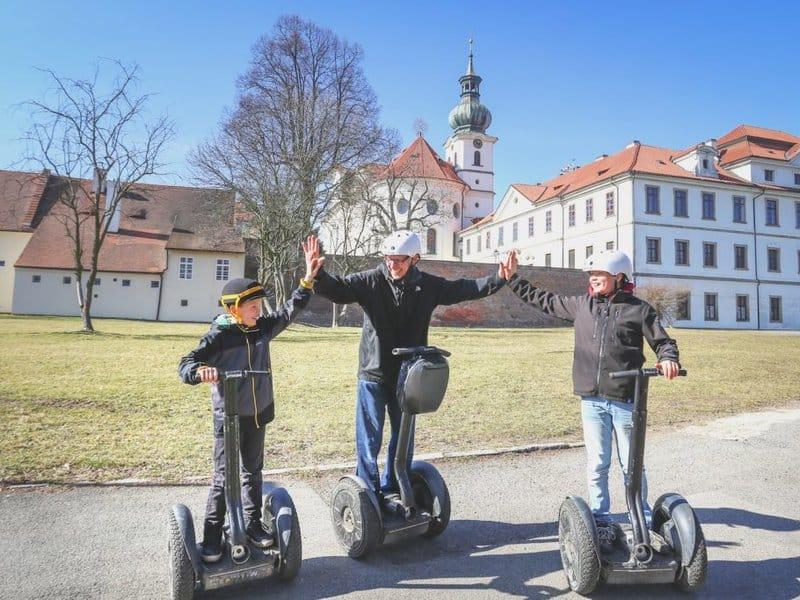 Kam v Praze s puberťáky: Pražské zkratky - Kam v Praze s dětmi