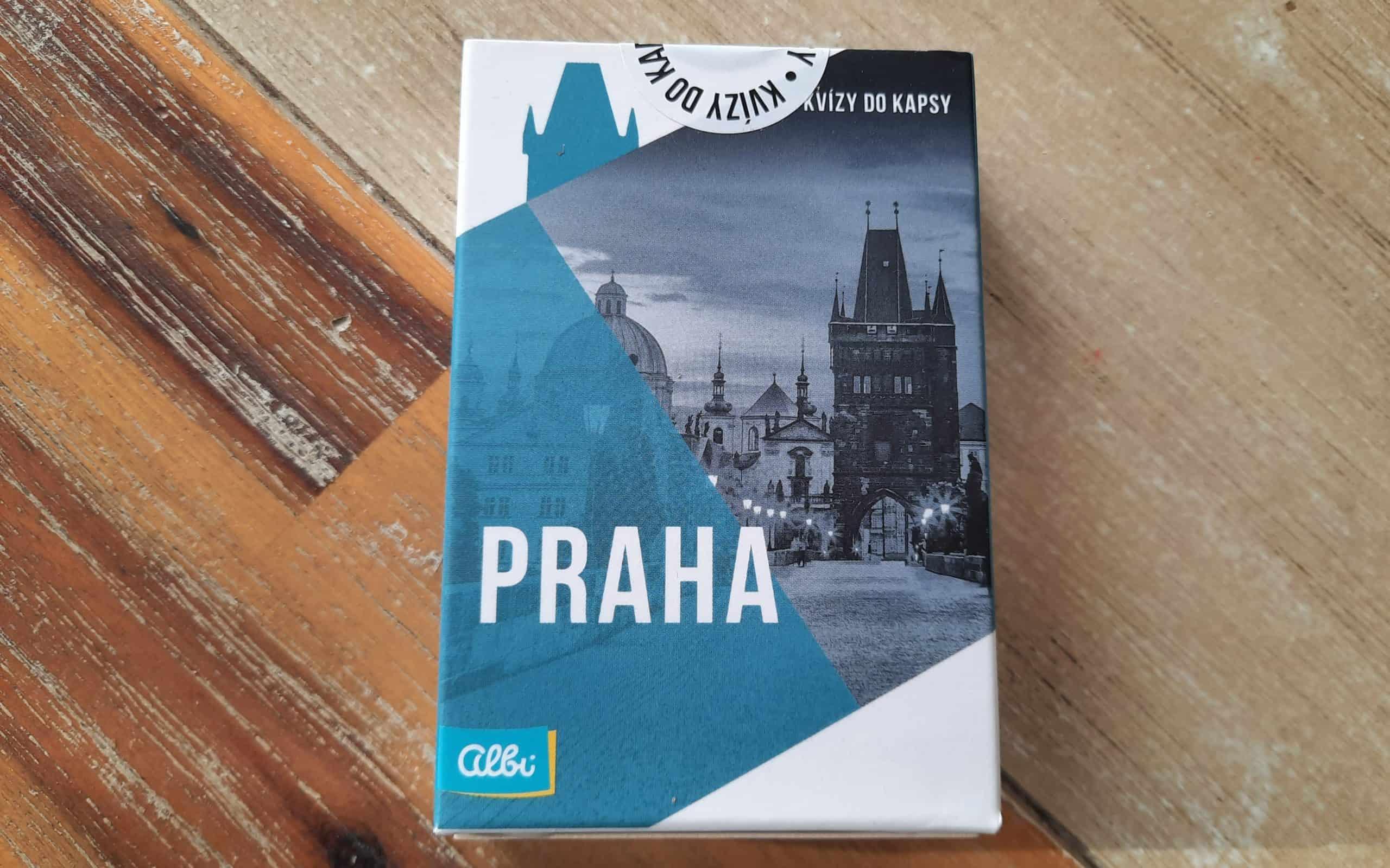 O Praze pro děti: Kvízy - Praha