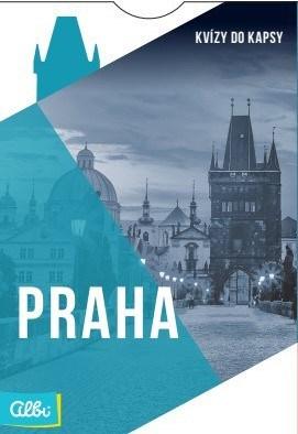 O Praze pro děti: Kvízy do kapsy - Praha
